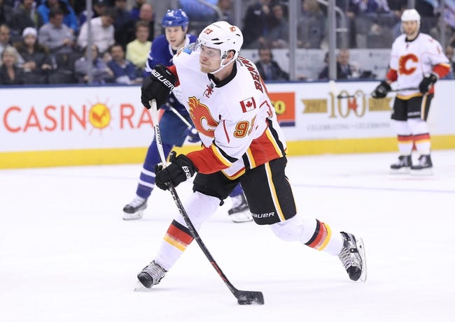 Calgary Flames vs. Toronto Maple Leafs - 11/28/17 NHL Pick, Odds, and Prediction