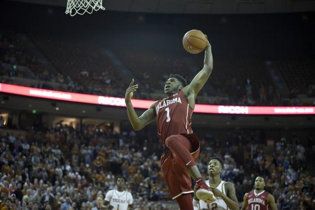 Oklahoma vs. Nebraska-Omaha - 11/12/17 College Basketball Pick, Odds, and Prediction