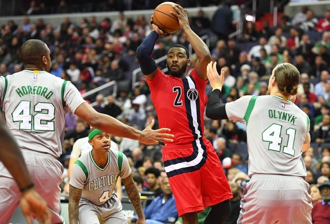NBA Predictions: Will Wizards struggle to cover vs. Celtics again? 3/20/17