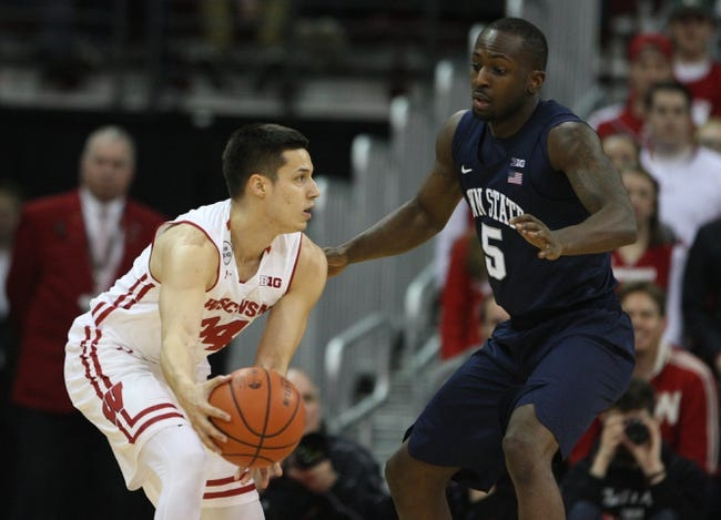 Penn State vs. Wisconsin - 12/4/17 College Basketball Pick, Odds, and Prediction