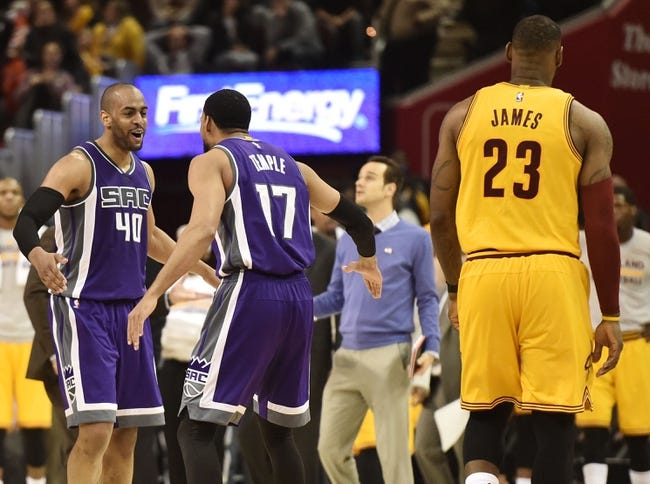 Cleveland Cavaliers vs. Sacramento Kings - 12/6/17 NBA Pick, Odds, and Prediction
