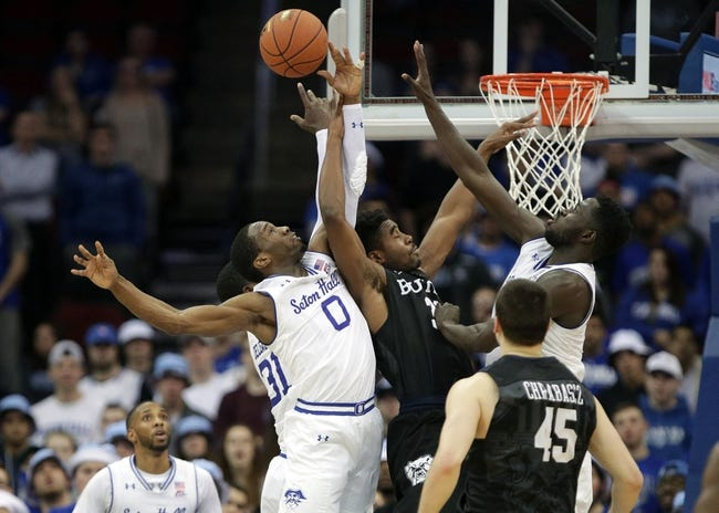 Butler vs. Seton Hall - 1/6/18 College Basketball Pick, Odds, and Prediction