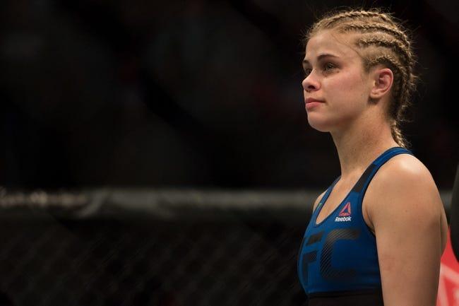 Paige VanZant vs. Jessica Eye UFC 216 Pick, Preview, Odds, Prediction - 10/7/17