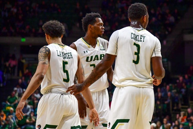 UAB vs. Chattanooga - 11/13/17 College Basketball Pick, Odds, and Prediction