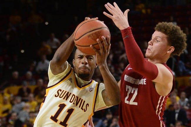 Washington State vs. Arizona State - 2/4/18 College Basketball Pick, Odds, and Prediction