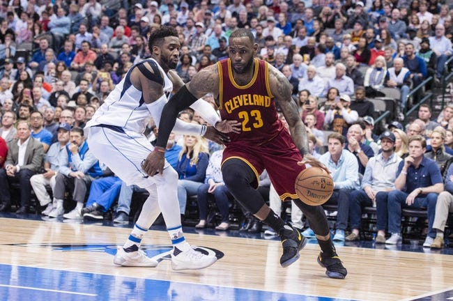 Dallas Mavericks vs. Cleveland Cavaliers - 11/11/17 NBA Pick, Odds, and Prediction