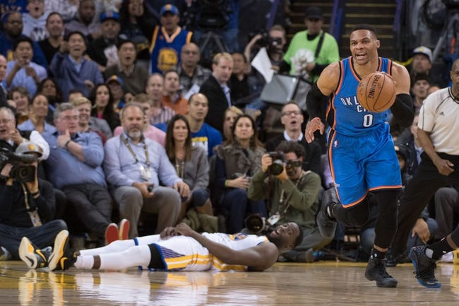 New Orleans Pelicans vs. Oklahoma City Thunder - 10/6/17 NBA Pick, Odds, and Prediction