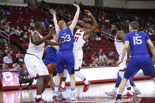 Fresno State vs. Air Force - 12/30/17 College Basketball Pick, Odds, and Prediction