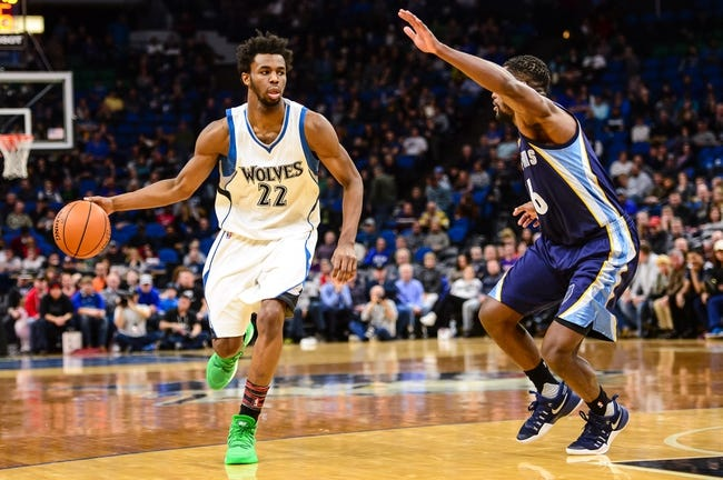 Memphis Grizzlies vs. Minnesota Timberwolves - 12/4/17 NBA Pick, Odds, and Prediction
