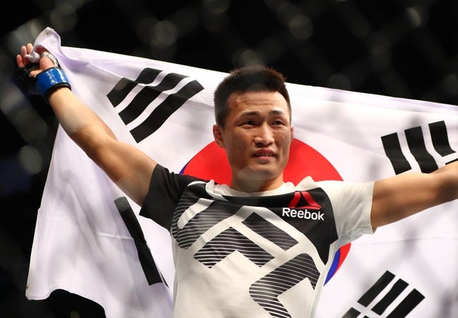 Chan Sung Jung vs. Yair Rodriguez UFC Pick, Preview, Odds, Prediction - 11/10/18