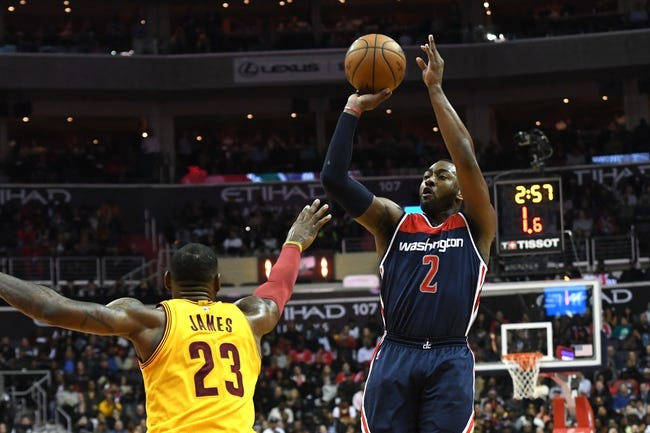Cleveland Cavaliers vs. Washington Wizards - 10/8/17 NBA Pick, Odds, and Prediction