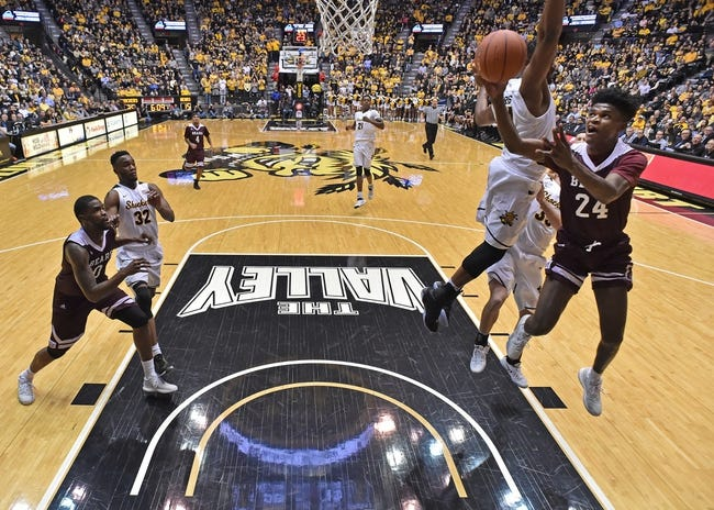 North Dakota State vs. Missouri State - 12/4/17 College Basketball Pick, Odds, and Prediction