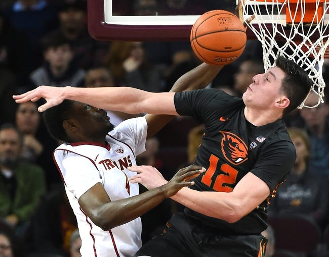 Oregon State vs. Loyola Marymount - 12/2/17 College Basketball Pick, Odds, and Prediction