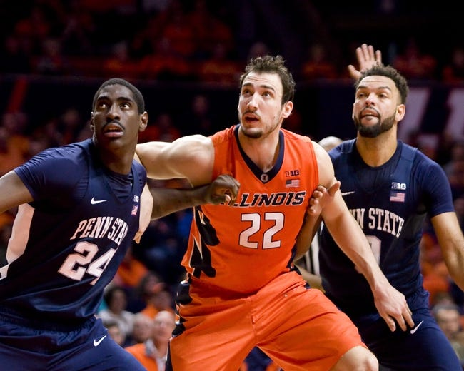 Illinois vs. Penn State - 2/11/18 College Basketball Pick, Odds, and Prediction