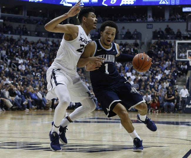 Villanova vs. Xavier - 1/10/18 College Basketball Pick, Odds, and Prediction