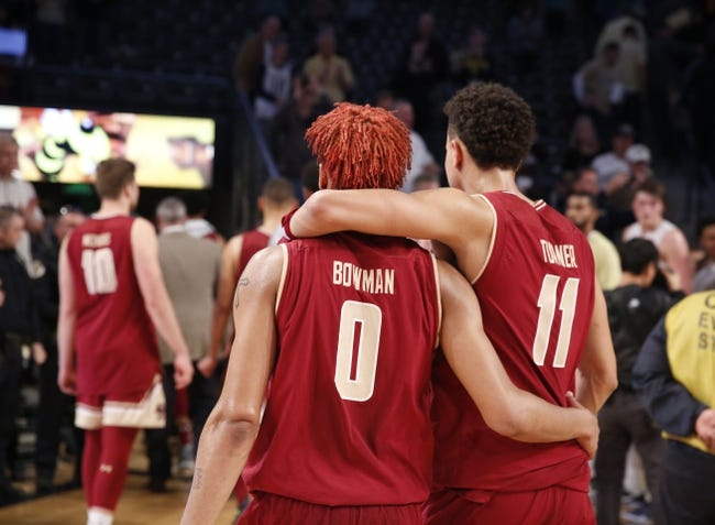 Boston College vs. Georgia Tech - 2/4/18 College Basketball Pick, Odds, and Prediction
