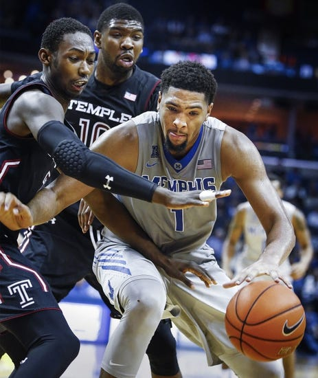 Temple vs. Memphis - 1/13/18 College Basketball Pick, Odds, and Prediction