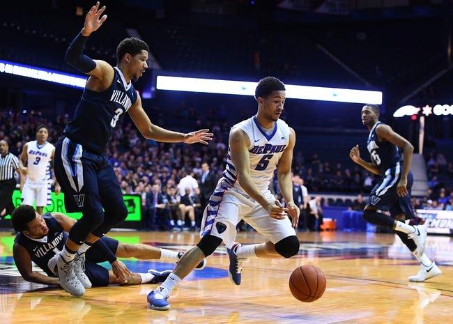 NCAA BB | Villanova Wildcats (12-0) at DePaul Blue Demons (7-5)