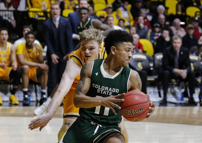 Colorado State vs. San Diego State - 1/2/18 College Basketball Pick, Odds, and Prediction