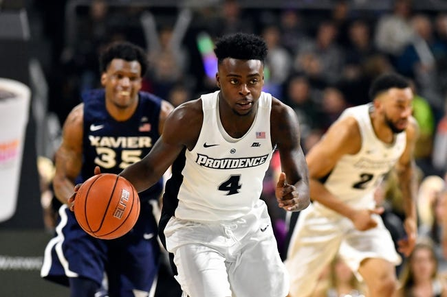 Providence vs. Xavier - 1/6/18 College Basketball Pick, Odds, and Prediction