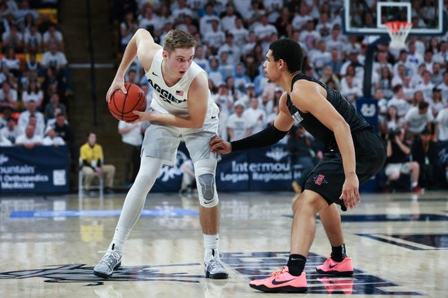 Utah State vs. UC Irvine - 12/6/17 College Basketball Pick, Odds, and Prediction