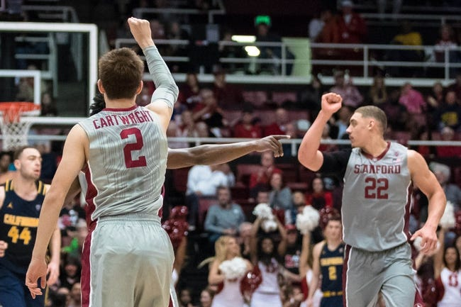 Stanford vs. Eastern Washington - 11/14/17 College Basketball Pick, Odds, and Prediction