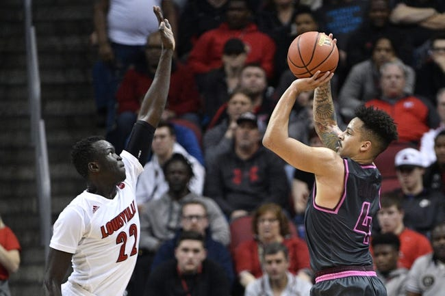 Louisville vs. Virginia Tech - 1/13/18 College Basketball Pick, Odds, and Prediction