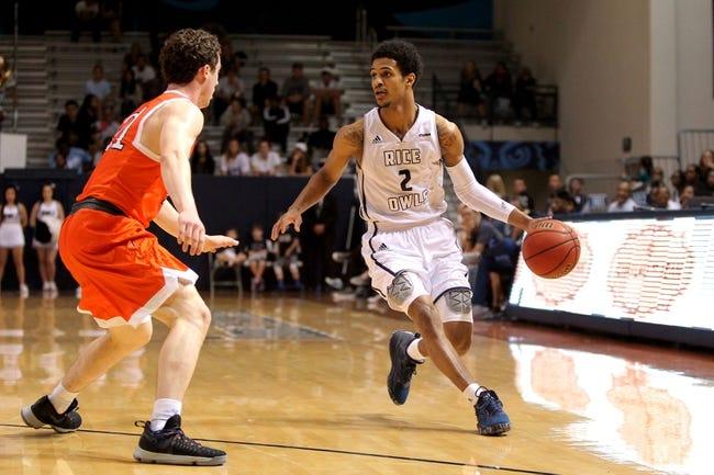 NCAA BB   Rice at UTEP