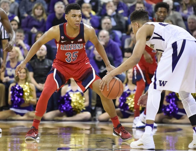 Washington vs. Arizona - 2/3/18 College Basketball Pick, Odds, and Prediction