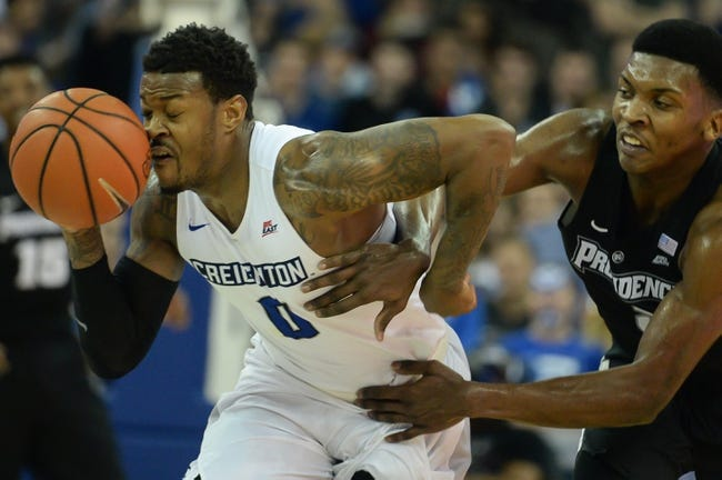 Providence vs. Creighton- 3/9/17 College Basketball Pick Odds and Prediction