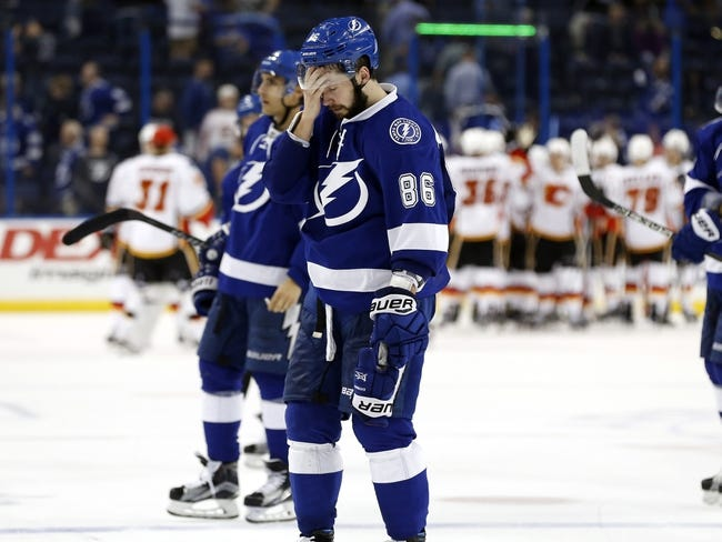 Tampa Bay Lightning vs. Calgary Flames - 1/11/18 NHL Pick, Odds, and Prediction