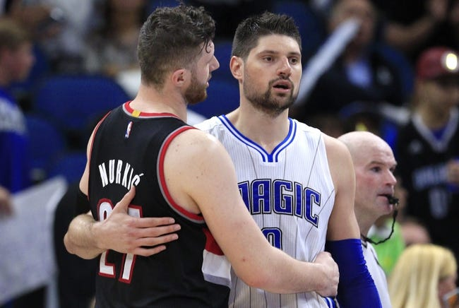 Portland Trail Blazers vs. Orlando Magic - 11/15/17 NBA Pick, Odds, and Prediction
