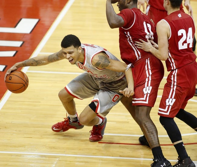 Wisconsin vs. Ohio State - 12/2/17 College Basketball Pick, Odds, and Prediction