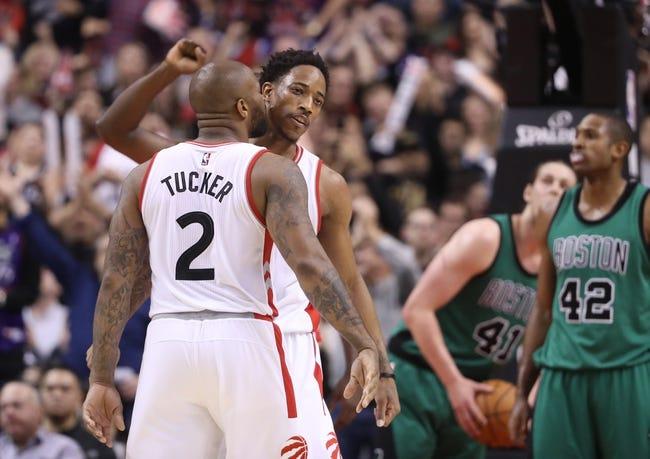 Boston Celtics vs. Toronto Raptors - 11/12/17 NBA Pick, Odds, and Prediction