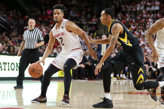 Maryland vs. Iowa - 1/7/18 College Basketball Pick, Odds, and Prediction