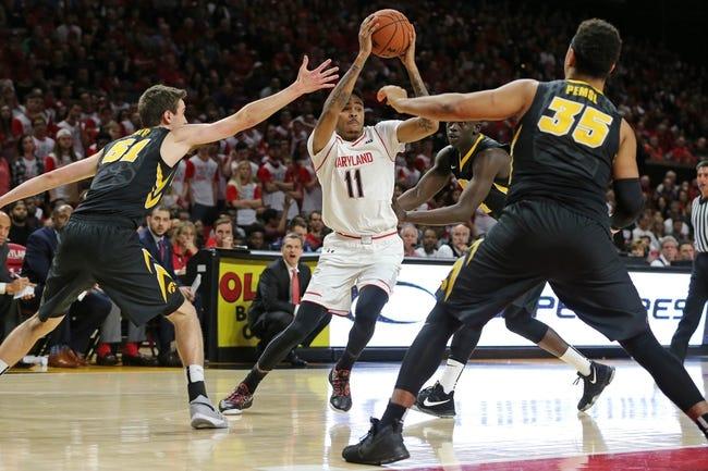 NCAA BB | Maryland at Iowa
