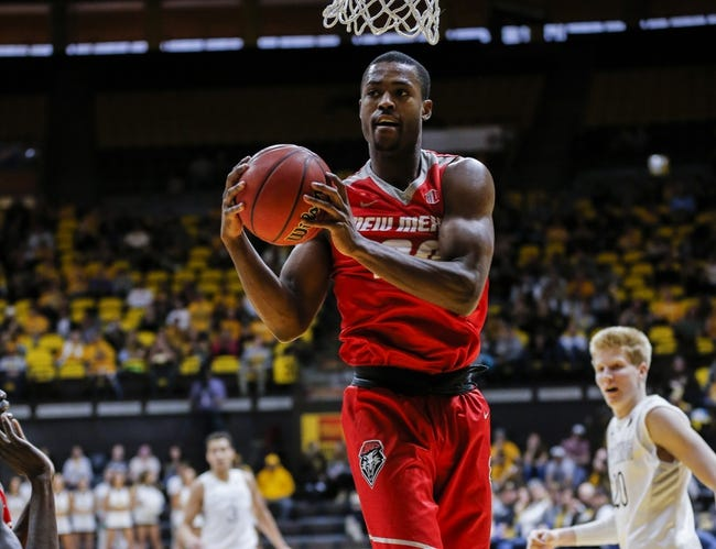 New Mexico vs. Air Force- 12/27/17 College Basketball Pick, Odds, and Prediction