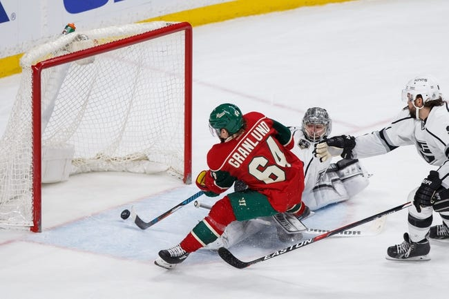 Los Angeles Kings vs. Minnesota Wild - 12/5/17 NHL Pick, Odds, and Prediction