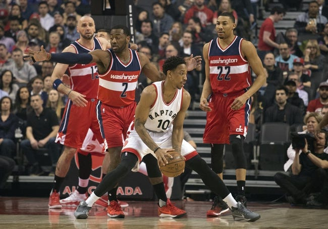 Toronto Raptors vs. Washington Wizards - 4/14/18 NBA Pick, Odds, and Prediction