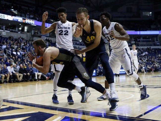 Marquette vs. Xavier - 12/27/17 College Basketball Pick, Odds, and Prediction