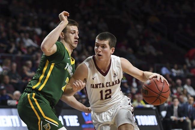 Santa Clara vs. Nevada - 11/15/17 College Basketball Pick, Odds, and Prediction