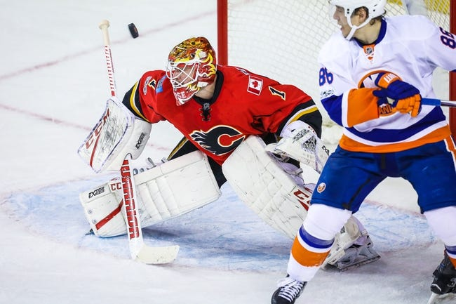 New York Islanders vs. Calgary Flames - 2/11/18 NHL Pick, Odds, and Prediction