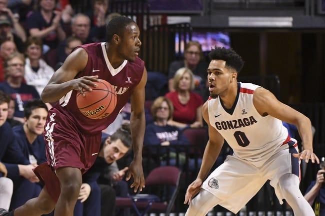 Gonzaga vs. Santa Clara - 12/30/17 College Basketball Pick, Odds, and Prediction