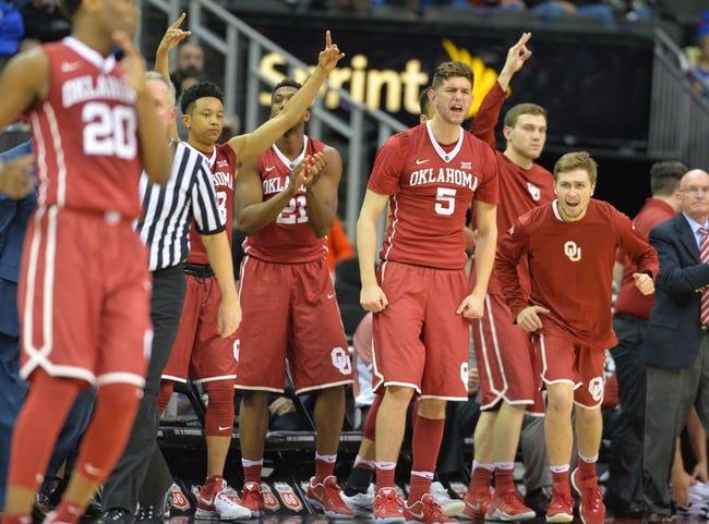 Oklahoma vs. Ball State - 11/15/17 College Basketball Pick, Odds, and Prediction