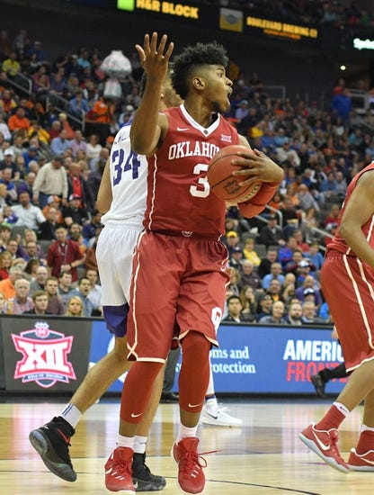 Oklahoma vs. North Texas - 11/30/17 College Basketball Pick, Odds, and Prediction