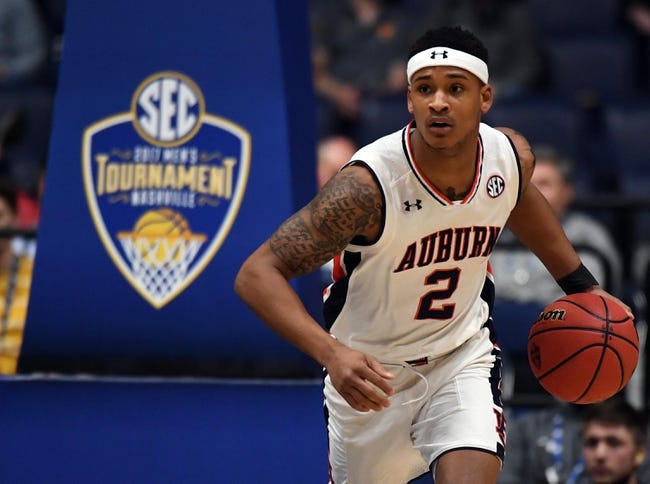 Tennessee vs. Auburn - 1/2/18 College Basketball Pick, Odds, and Prediction