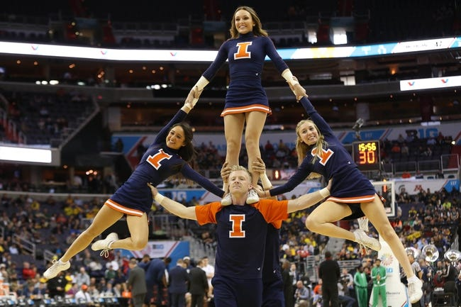Illini Basketball Makes NIT Field as #2 Seed