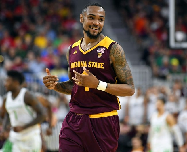 Arizona State vs. San Francisco - 12/2/17 College Basketball Pick, Odds, and Prediction
