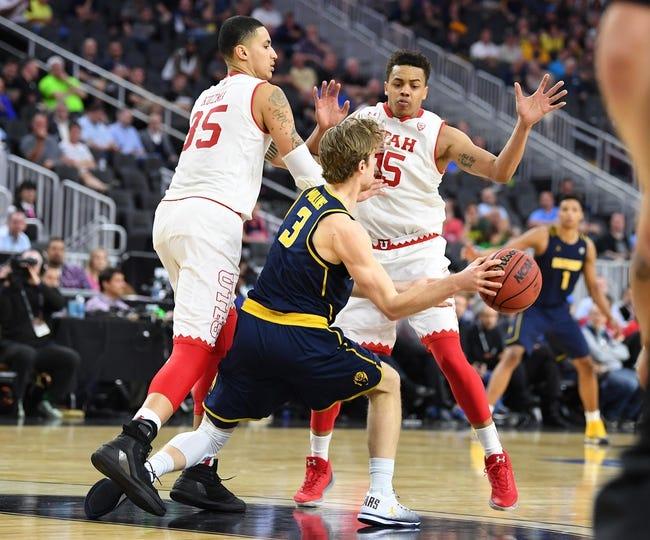 Utah vs. California - 2/10/18 College Basketball Pick, Odds, and Prediction