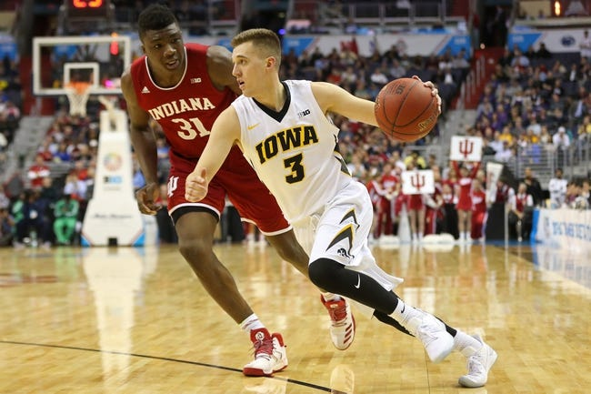 Indiana vs. Iowa - 12/4/17 College Basketball Pick, Odds, and Prediction